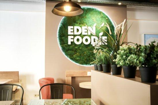 Intérieur seconde salle - Picture of Eden Foodie, Brussels - TripAdvisor