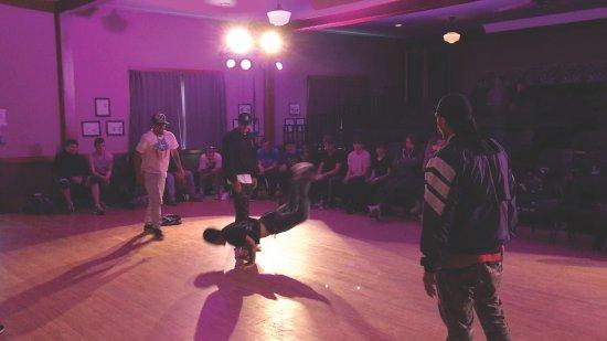 The Dance Hall: Break