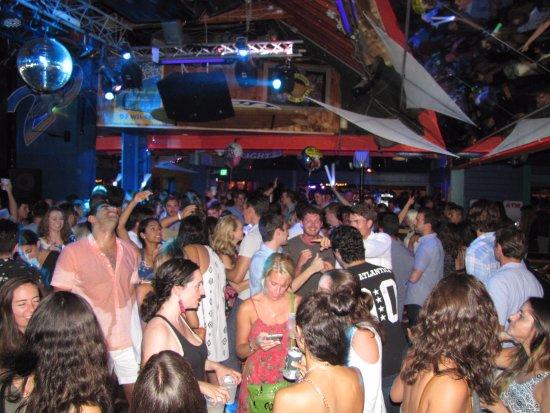 Hampton Bays, NY: dance floor fun!