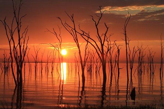Lake Kariba Sunset