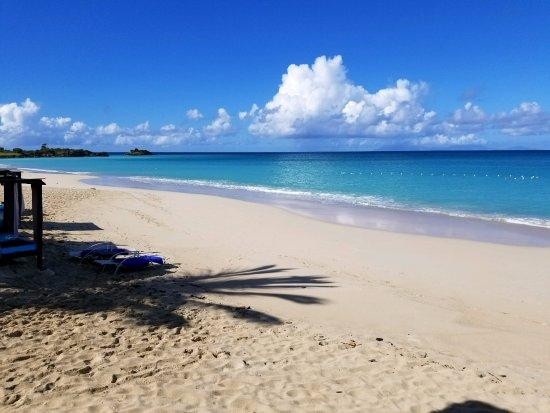 Turners Beach, Antigua: Perfect beach