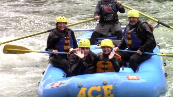 Oak Hill, Δυτική Βιρτζίνια: Lower New Rafting