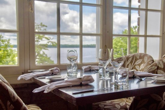 Windermere, Canadá: Rosseau Grill