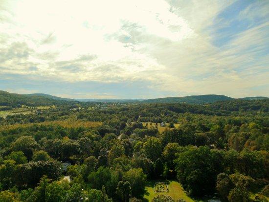 Bennington, VT: View from the top