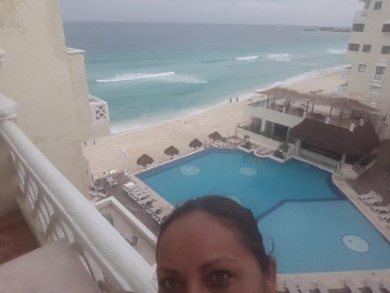 Apartamentos Cancun Plaza: Cumpleaños de Eduardo