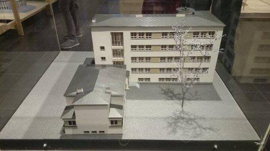 Museum of Estonian Architecture: Макеты