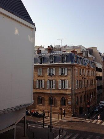 Hotel Rocroy: rechte Seite