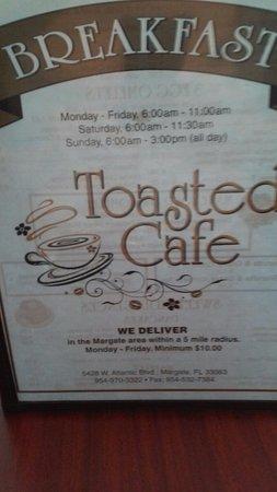 Toasted Cafe