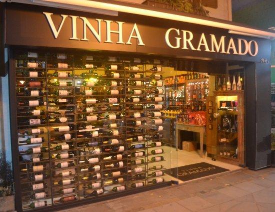Vinha Gramado Loja de Vinhos
