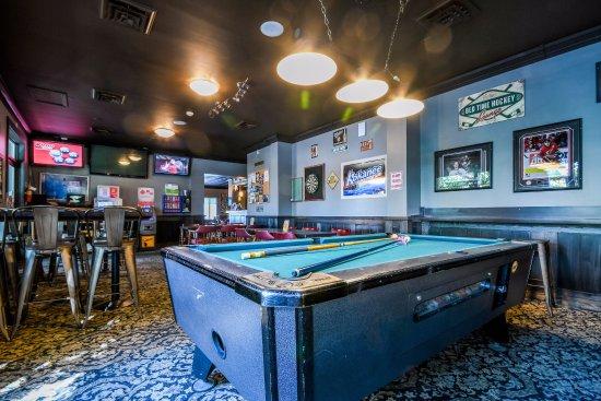 Creston, Kanada: Interior - Newly renovated Pub & Grill