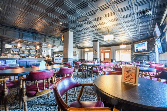Creston, Kanada: Interior - Newly renovated Pub & Grill