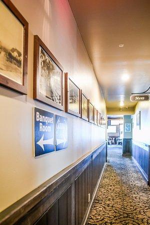 Creston, Kanada: Interior - Hallway