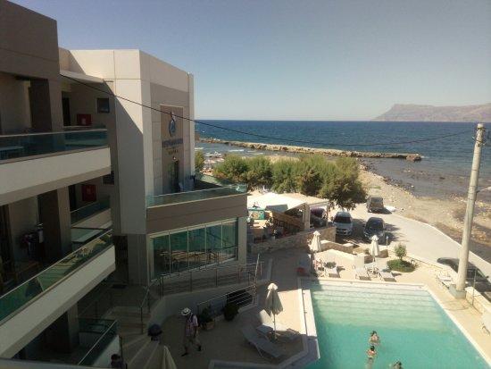 Nautilus Bay Hotel: εξερετικη θεα!!!!