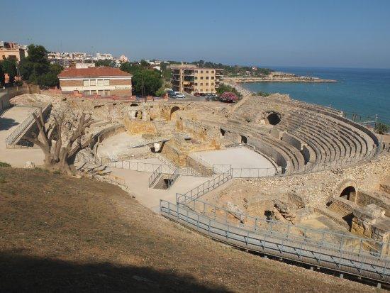 Hotel El Cid: Tarragona, Roman amphitheatre.