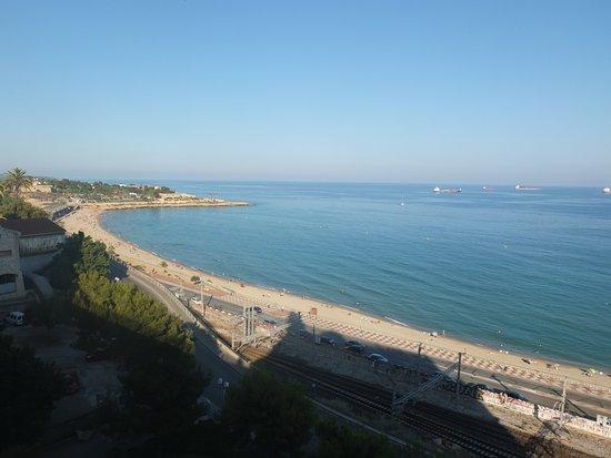 Hotel El Cid: Tarragona's beaches.