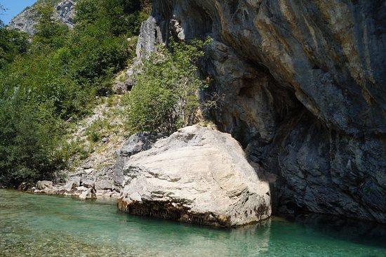 Xhemes' Lake