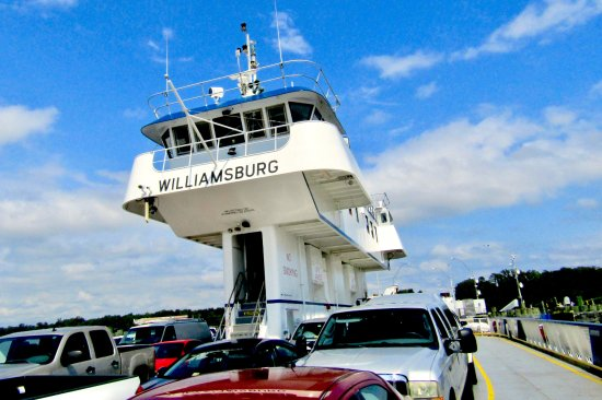Jamestown-Scotland Ferry