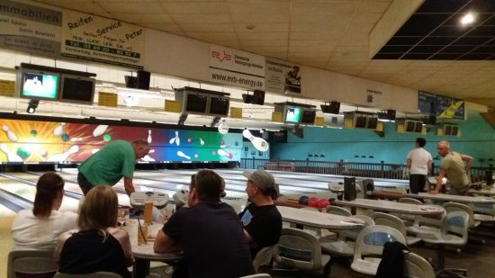 Bowlingcenter Eisenach