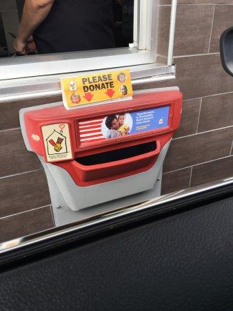 Bushnell, FL: McDonald's