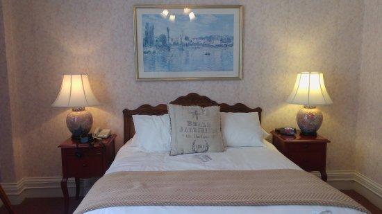 Cornell Hotel de France: habitacion en el ultimo piso