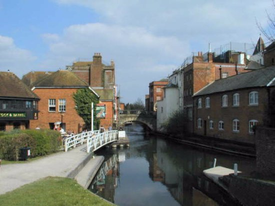 The Lock Stock & Barrel: Canal by the Lock Stock and Barrel