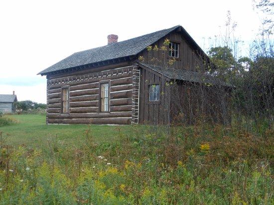 Garden, MI: Laborers cabin