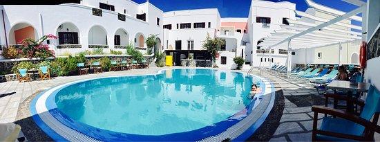 New Haroula Hotel  Santorini  Fira   Prezzi 2018 E Recensioni