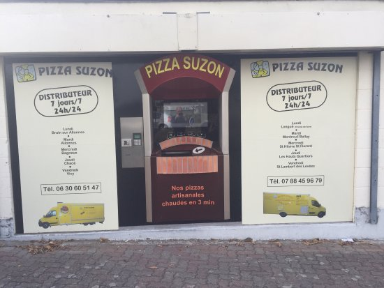 pizza suzon saumur restaurant avis num ro de t l phone photos tripadvisor. Black Bedroom Furniture Sets. Home Design Ideas