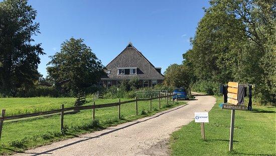 Boazum, Países Bajos: Rust, ruimte en gastvrij in het Friese land!