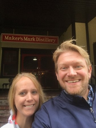 Loretto, KY: Maker's Mark