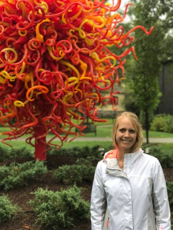 Loretto, KY: Chihuly at Maker's Mark