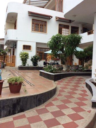 Villa Laguna: Entrata dell'Hotel