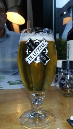 De Meern, The Netherlands: Localy brewed beer from Utrecht