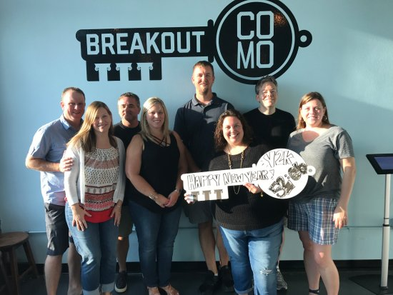 Breakout CoMo: Loads of fun for couples night out!!!