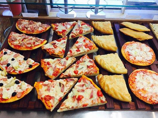 Albinea, Italien: Pizza
