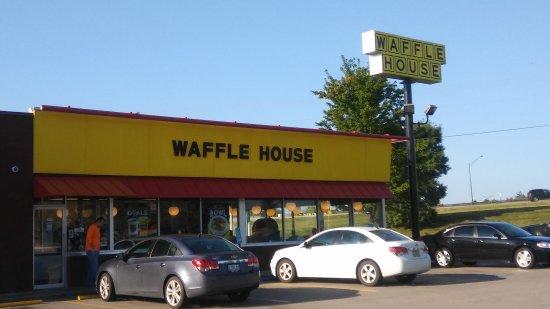 Wentzville, MO: Waffle House
