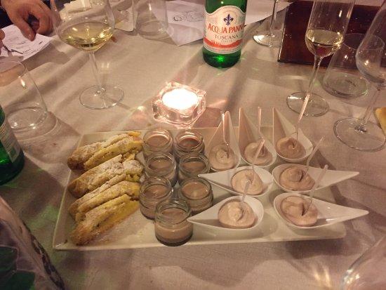 Cesi, Italien: Cenetta a cinque