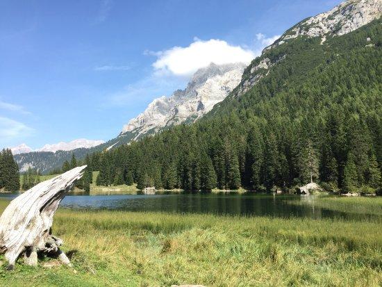 Pinzolo, Italy: Lago di Valàgola