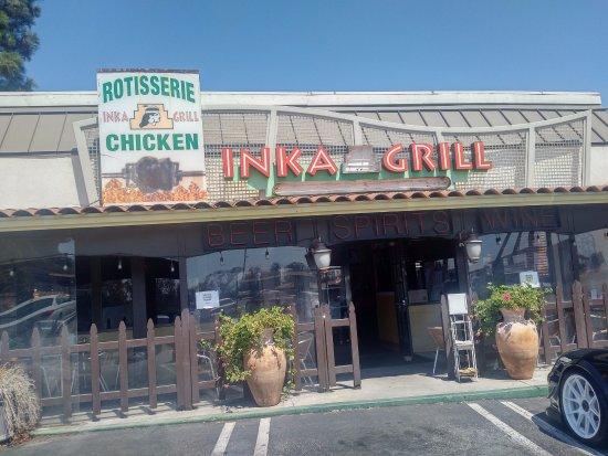 Restaurant Near Red Hill And Bristol In Costa Mesa