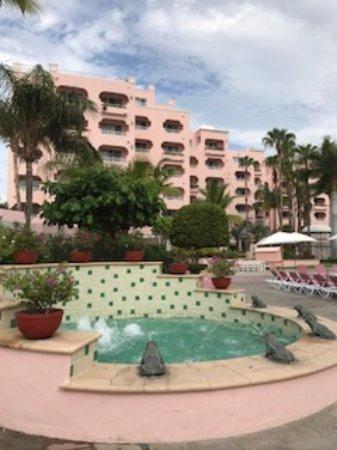 Pueblo Bonito Rosé Resort & Spa: Frog fountains