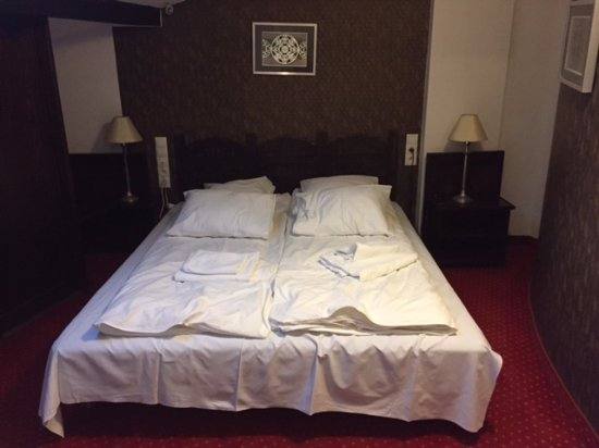 ‪‪Sodispar Serviced Apartments‬: One of the bedrooms of the Newcastle Suite‬