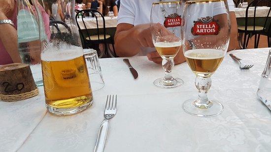 Colle di Covignano: birra