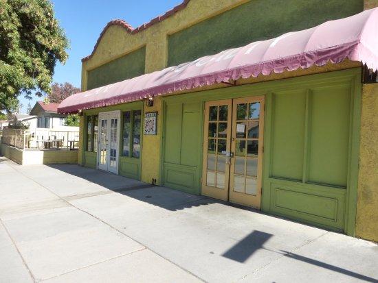 Loma Linda, Kaliforniya: Cafe Society