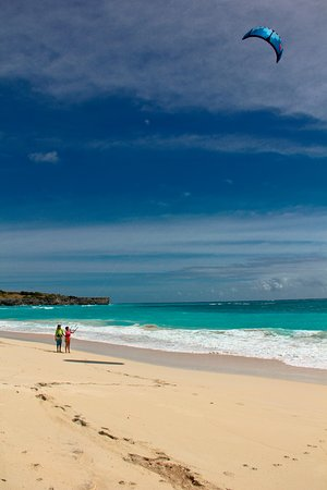 Silver Sands, Barbados: Lesson at Long Beach