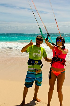 Silver Sands, Barbados: Beginners Lesson with Simon