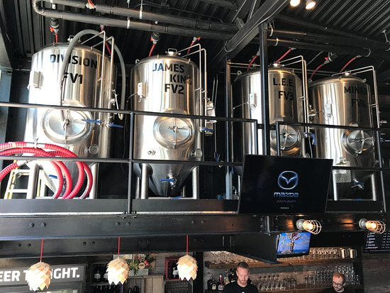 The Grove Brew House Kingsville Restaurant Reviews