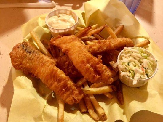 Joe's Crab Shack Fish & Chips