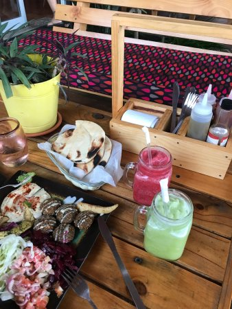 Manuel Antonio Falafel Bar: photo0.jpg