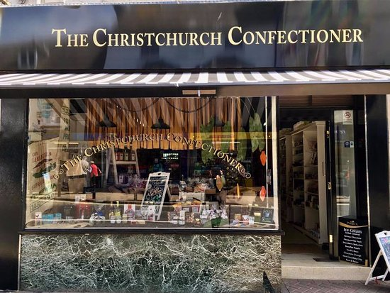 The Christchurch Confectioner