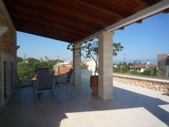 Prines, Yunanistan: Terrasse étage